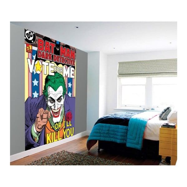 Velkoformátová tapeta Batman Joker, 158x232cm