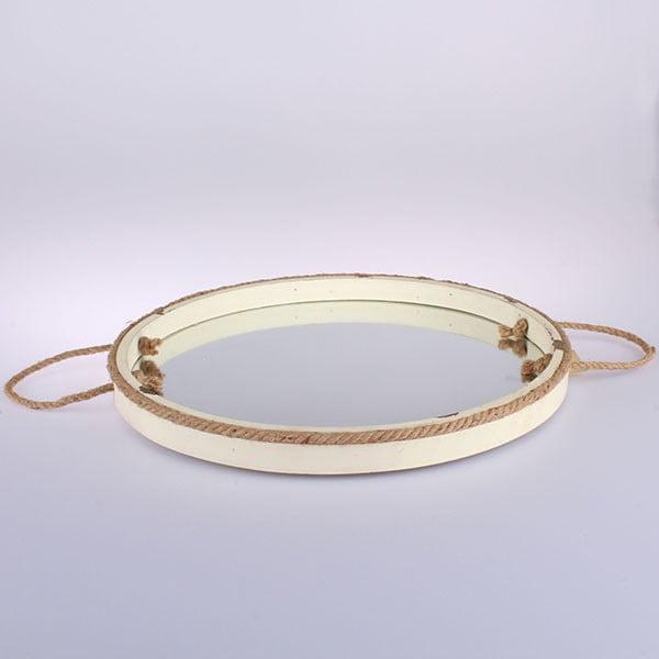 Závěsné zrcadlo Vintage Home, 38 cm