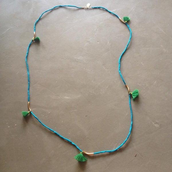 Dlouhý náhrdelník/náramek Kasbah Turquoise
