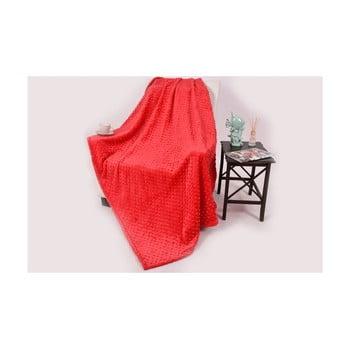 Pătură din amestec de bumbac Aksu Double, 220 x 200 cm