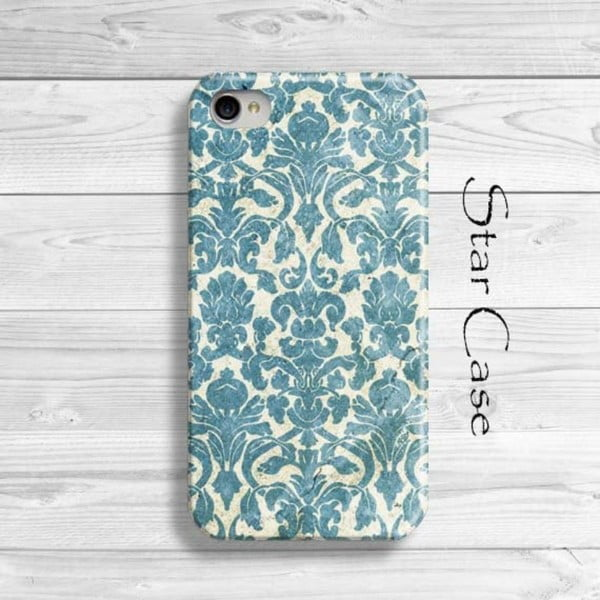 Obal na iPhone 5/5S Vintage Damask