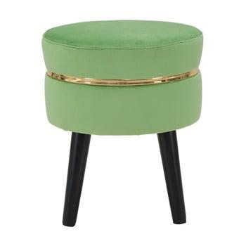 Scaun tapițat Mauro Ferretti Paris, verde imagine