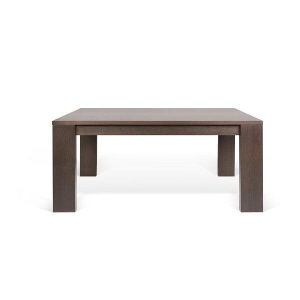Jídelní stůl v dekoru tmavého dřeva TemaHome Horizon