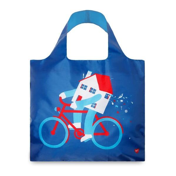 Skládací nákupní taška Moving House
