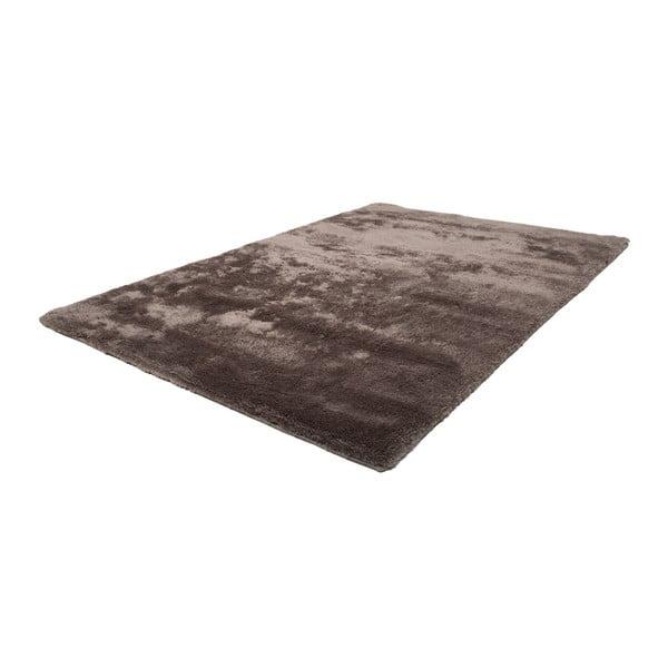 Tmavě hnědý ručně vyráběný koberec Obsession My Curacao Cur Coco, 80 x 150 cm