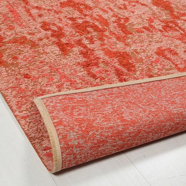 Koberec Webtappeti Modern Kilim Wall Rose, 133x190cm