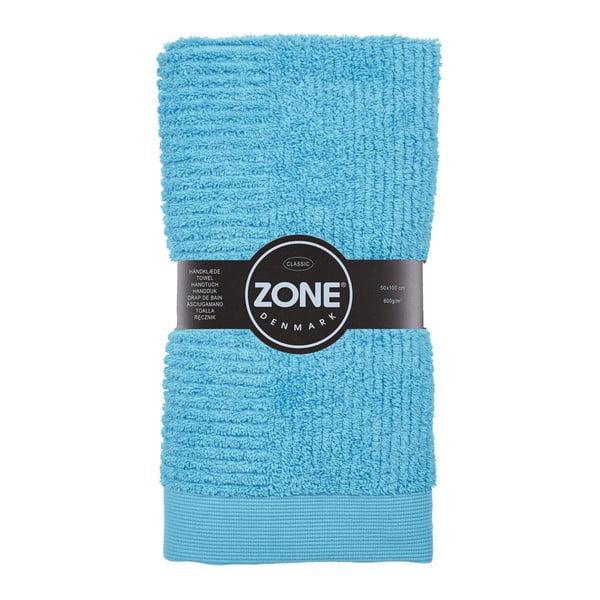 Ručník 100x50 cm, modrý