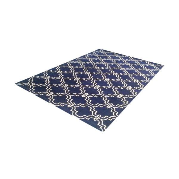 Koberec Miami Dark Blue, 153x244 cm