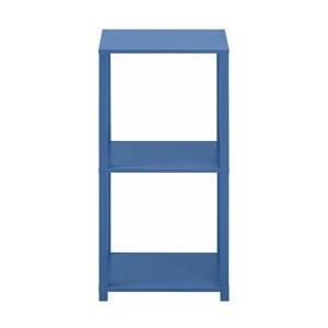 Modrá dvoupatrová knihovna Støraa David