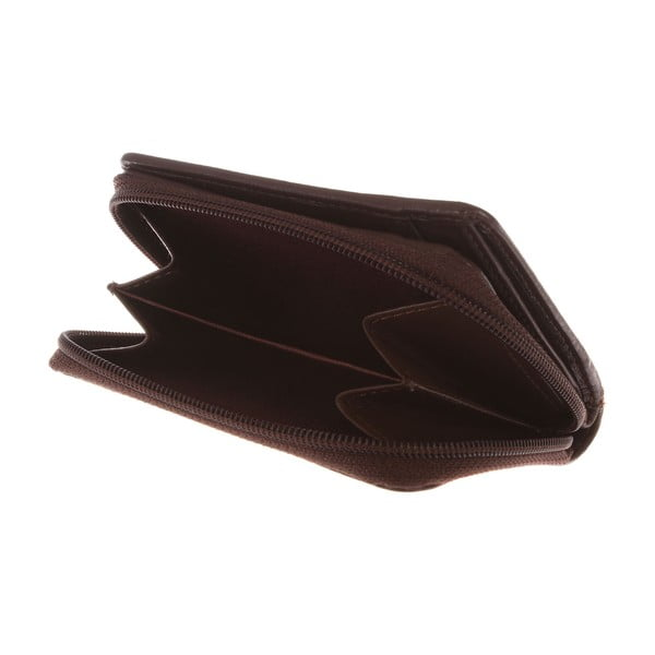 Kožená peněženka Opal Cognac