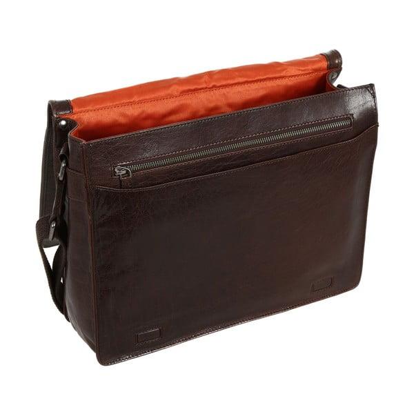 Pánská kožená taška Darwin Brown