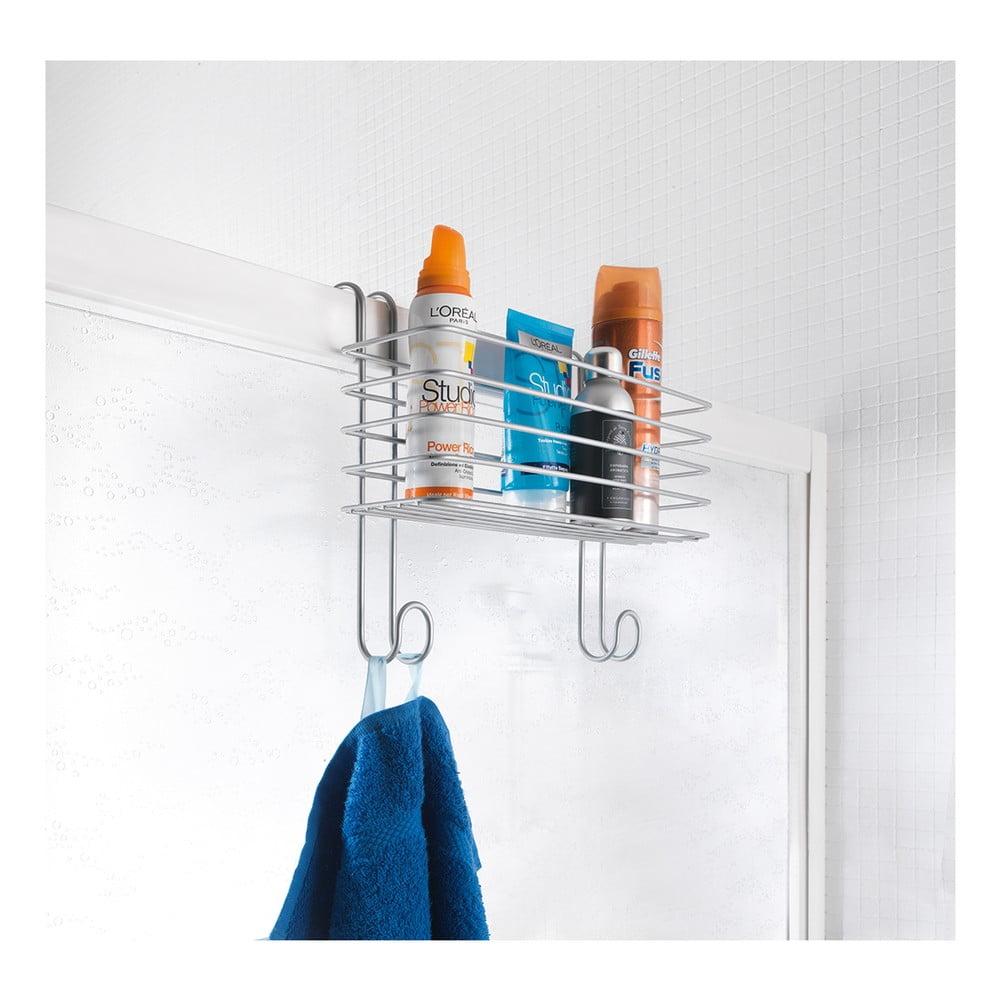 Polička k zavěšení do sprchy nebo radiátor Metaltex Oasis