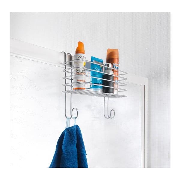 Suport pentru agățat la duș sau pe calorifer Metaltex Oasis