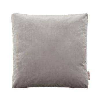 Față de pernă cu efect de catifea Blomus, 45 x 45 cm, taupe