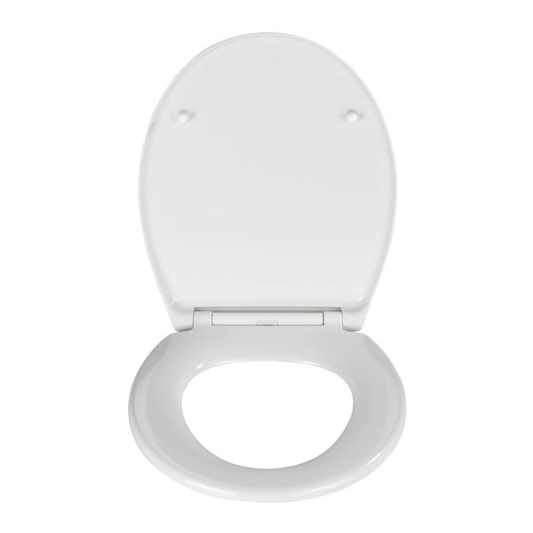 WC sedátko se snadným zavíráním Wenko Paris, 45 x 38,8 cm