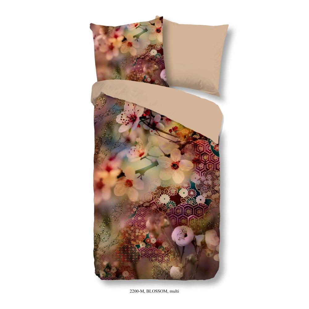 Povlečení na jednolůžko z mikroperkálu Muller Textiels Renzo, 135 x 200 cm