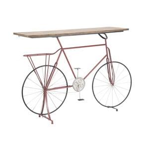 Konzolový stolek s železnou konstrukcí Mauro Ferretti Bicicletta