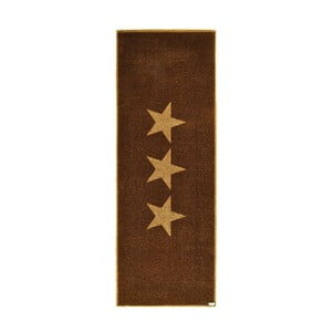 Rohožka Zala Living Stars Brown, 67x180cm