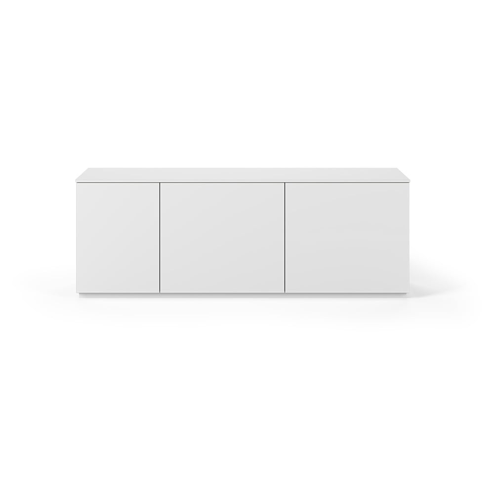 Bílá komoda se 3 dveřmi TemaHome Join, šířka 160 cm