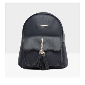 Tmavě modrý dámský batoh Mori Italian Factory Alessia