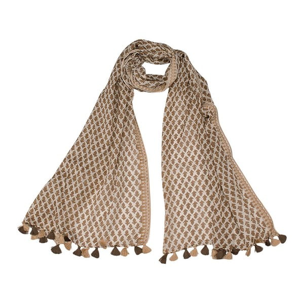 Bavlněný šátek Shirin Sehan - Svenja