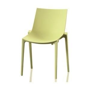 Zelená židle Magis Zartan