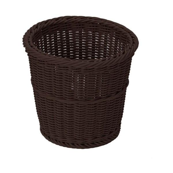 Košík Papierkorb Brown, 30x27 cm
