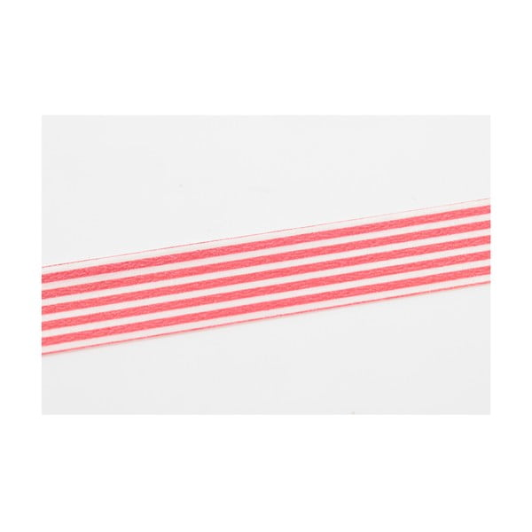 Washi páska Border Red
