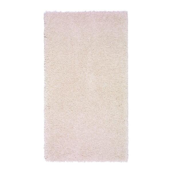 Krémovo-biely koberec Universal Aqua Liso, 57×110cm