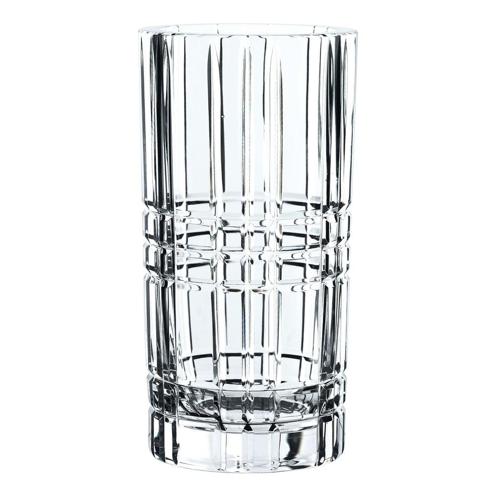 Váza z křišťálového skla Nachtmann Square Vase, výška 23 cm Nachtmann