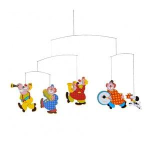 Závěsná mobilní dekorace Circus Mobile