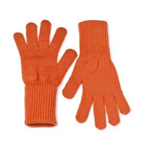 Oranžové rukavice Lavaii Redo