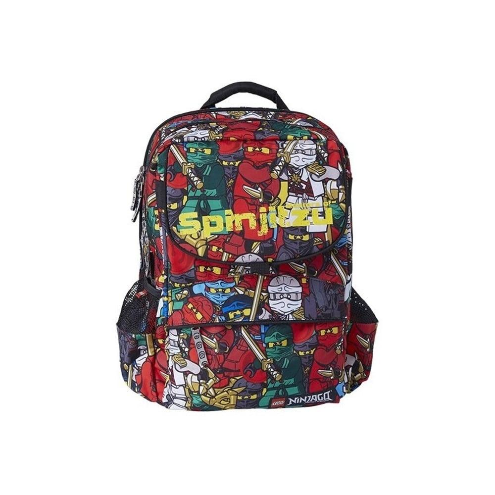043eed4708 Školní batoh LEGO® Ninjago Comic Starter