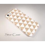 Obal na Samsung Galaxy S3 White Triangles