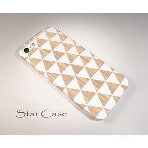 Obal na iPhone 4/4S White Triangles