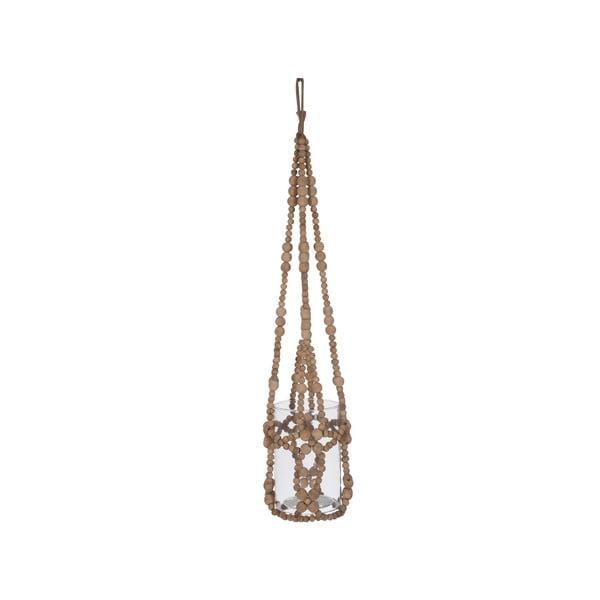 Závěsná lucerna Beads, 12x63 cm