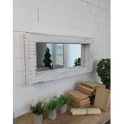 Zrcadlo Salerno Vintage White