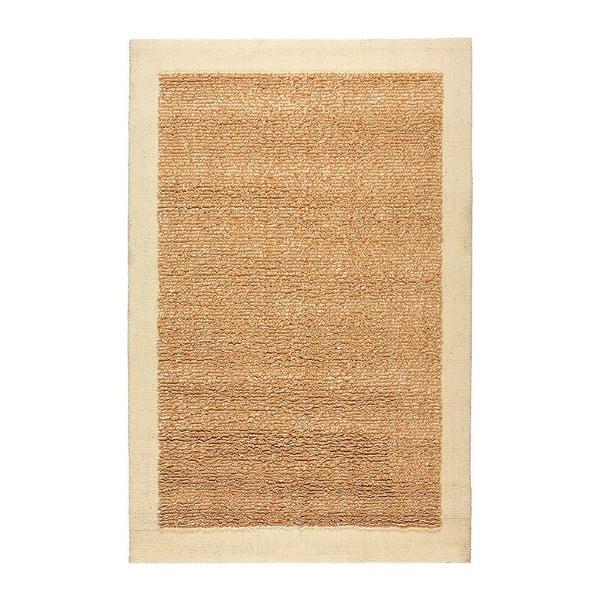 Vlněný koberec Dama 610 Naranja, 60x120 cm