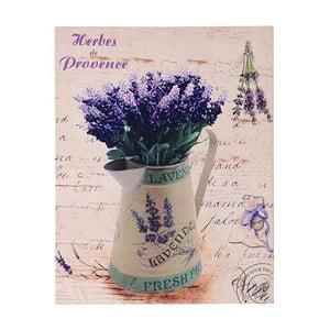 Obraz na plátně Lavender, 60x90 cm