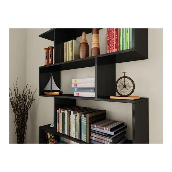 Knihovna Nilüfer Black