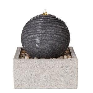 Fântână din piatră cu bază crem Ixia Cortes