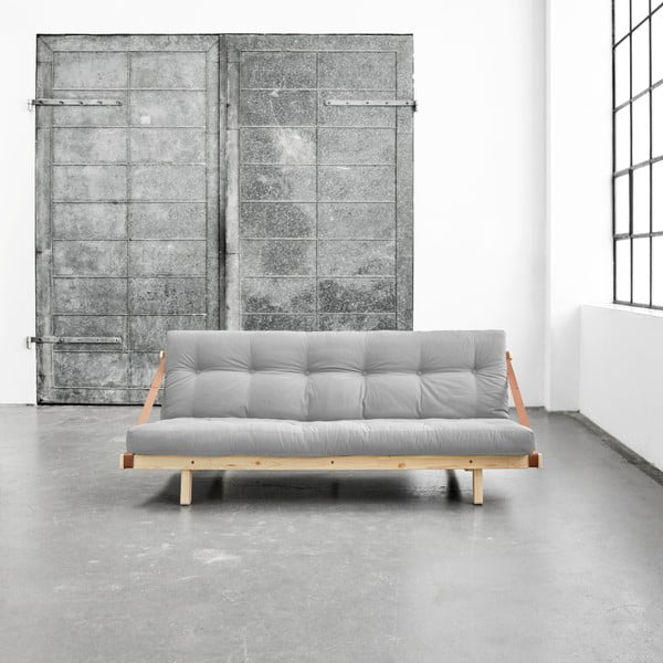 Wielofunkcyjna sofa Karup Jump Natural/Light Grey