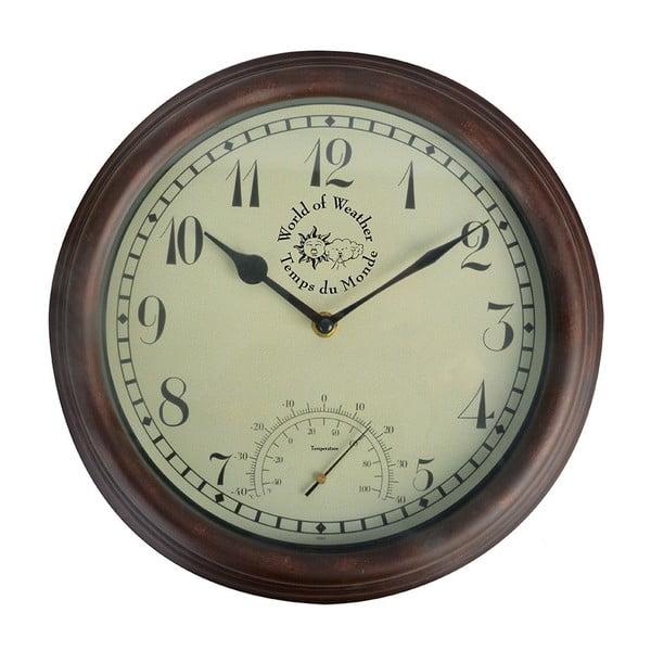 Zegar ogrodowy z termometrem Ego Dekor Time
