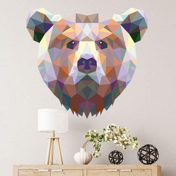 Autocolant Ambiance Origami Bear