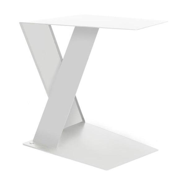 Odkládací stolek Siderietto White