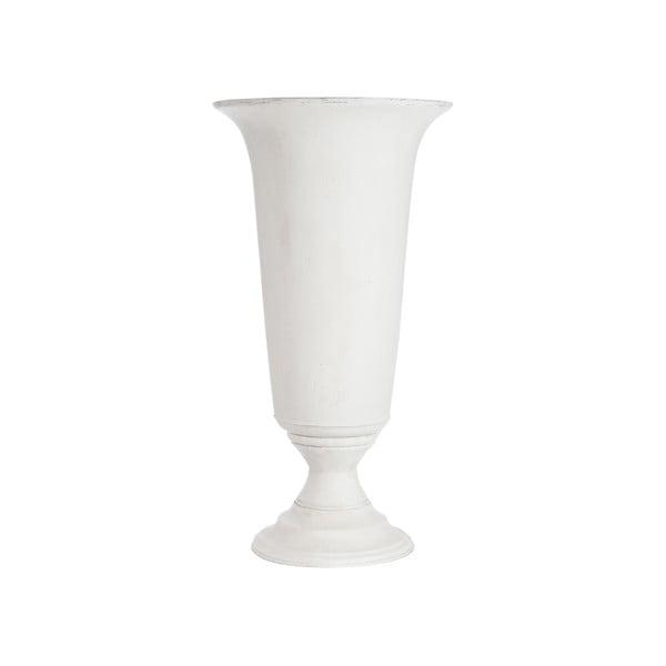 Keramická váza Mat White, 82 cm