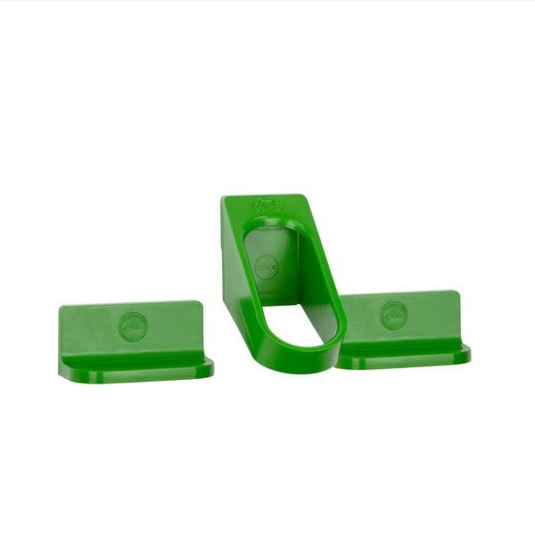 Nástěnný stojan na kolo Cycloc Hero, zelený
