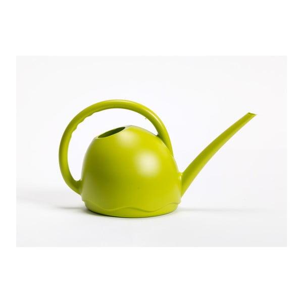 Zelená konvička Plastia Medusa, 1,8 l
