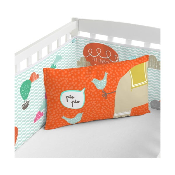 Výstelka do postele Elephant Parade, 60x60x60 cm