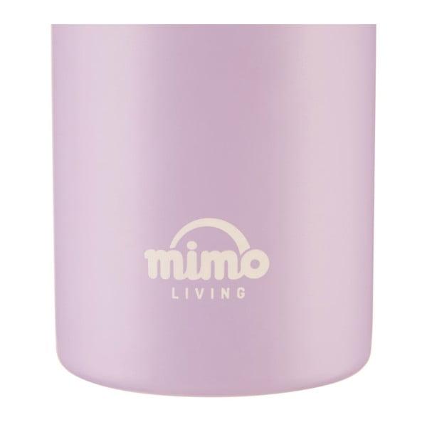 Světle fialová sportovní lahev Premier Housewares Mimo,500ml